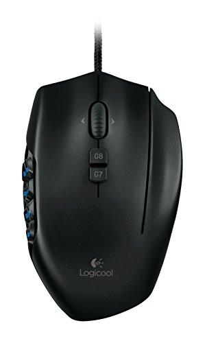 Logicool ロジクール MMOゲーミングマウス G600t -