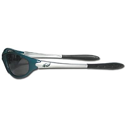 NFL Philadelphia Eagles Sleek Wrap Sunglasses