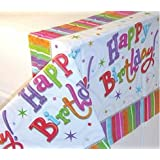 Tischdecke Happy Birthday