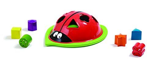 Edushape Ladybug Sorter, Red
