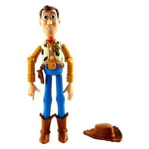 Disney Pixar Toy Story Collapsin' Cowboy Woody Action Figure