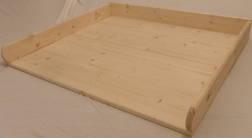 wickelaufsatz quot felix quot xxl wickelbrett 90 cm breit x 80 cm tief. Black Bedroom Furniture Sets. Home Design Ideas