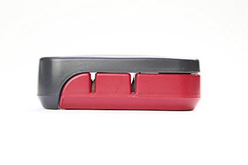 Chef Riser Knife sharpener - Compact 2 Stage - Kitchen Camping BBQ Fishing (8 Inch Serrated Chef Knife compare prices)