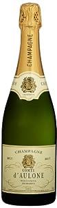 Champagner brut  750 ml von Comte d' Aulone