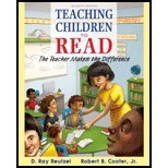 img - for Teaching Children to Read: The Teacher Makes the Difference book / textbook / text book