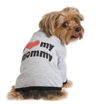 RuffLuv I Love My Mommy Small Dog T-Shirt