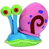Ty Beanie Babies Gary the Snail from SpongeBob SquarePants