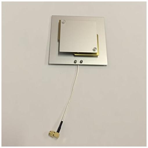 Outernet L-Band Air Gap Patch Antenna RHCP 1525-1559 MHz 8