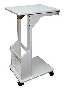 table de lit roulante en bois table pour ordinateur portable table basse meuble rangement. Black Bedroom Furniture Sets. Home Design Ideas