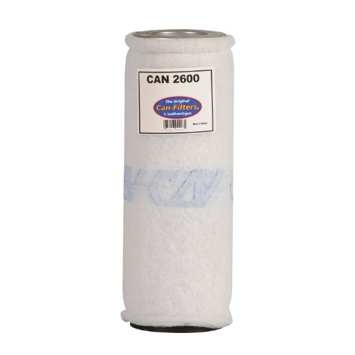 Cheap Can 2600 Carbon Filter With Prefilter, Flange Sold Separately (358515B)