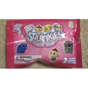 Squinkies Surprise Foil Pack - 1