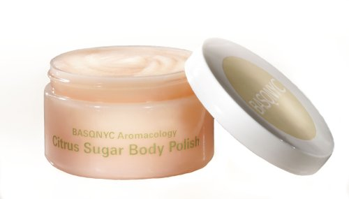 basq Citrus Sugar Body Polish