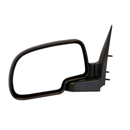 1999-2006 Chevrolet/Chevy Silverado 1500 2500 Pickup Truck, Suburban, Tahoe GMC Sierra, Yukon Manual Folding Black Textured Rear View Mirror Left Driver Side (1999 99 2000 00 2001 01 2002 02 2003 03 2004 04 2005 05 2006 06) (Chevy Tahoe Truck compare prices)