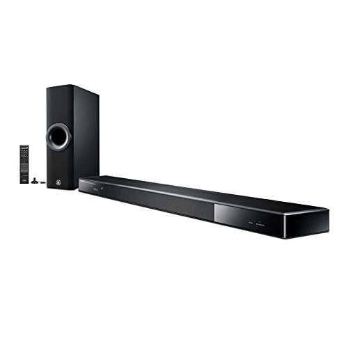 Yamaha Ysp-2500 Sound Bar With Bluetooth And Wireless Subwoofer