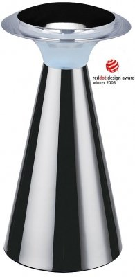 LED Design Tischlampe Nachttischlampe Lampe chrom RedDot Design Winner 2008