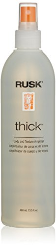 RUSK Designer Collection Thick Body and Texture Amplifier ,13.5 fl.oz. (Rusk Thick Spray compare prices)