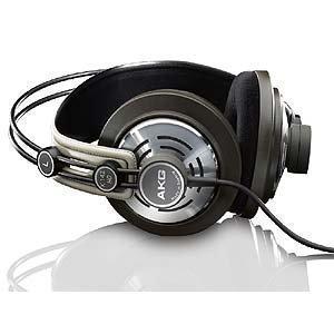【国内正規品】AKG セミオープン型ヘッドホン 高音質 K142HD