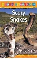 Scary Snakes: Blue Reading Level (I Love…