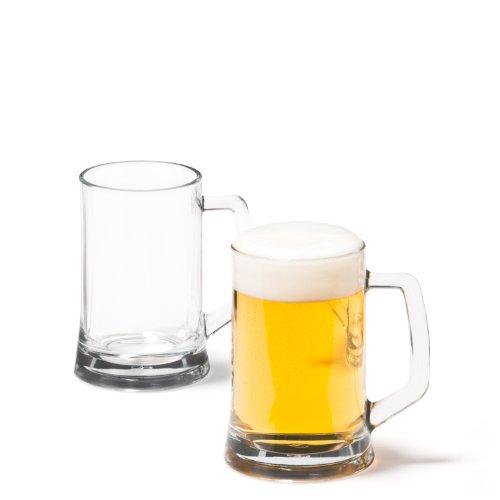 Leonardo 012772 Set de 2 Chopes 0,3 L Beer