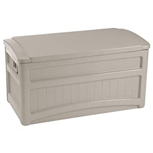 Suncast DB7000W Outdoor Accessories Storage Box