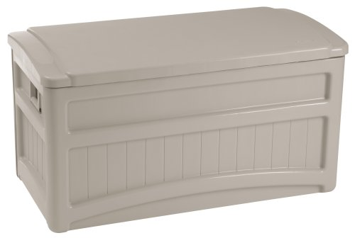 Suncast DB7000W Outdoor Accessories Storage Box