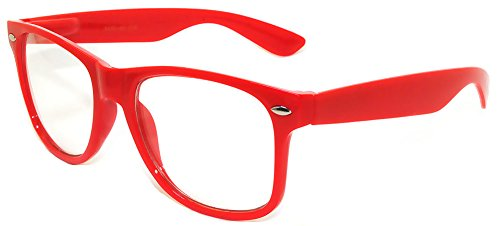 owl-r-retro-80s-vintage-sunglasses-with-clear-lens-red-color-frame