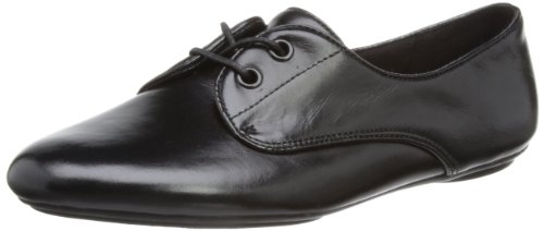 Hush Puppies Womens Chaste Oxford Ballet Flats