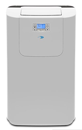Whynter Elite ARC-122DHP Portable Air Conditioner - Cooler, Heater - 12000 BTU/h Cooling Capacity - 11000 BTU/h Heating Capacity - Silver 292613510