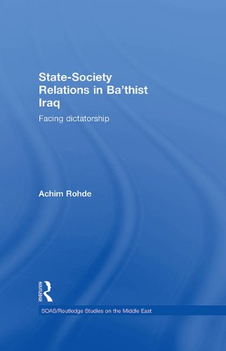 State-Society Relations in Ba'thist Iraq: Facing