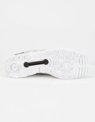 Skate Shoes Solid Grey Black White  D M Us