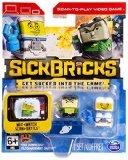 Sick Bricks Double Pack Theme 4 Action Figure - 1