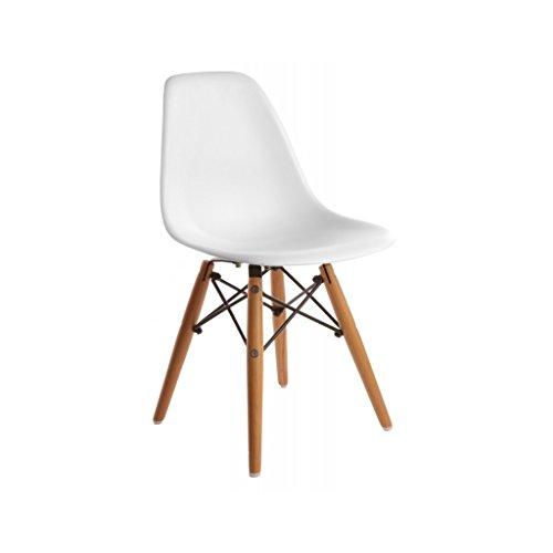 mueblespacio - Silla Style wood Baby - MSD15275019 - Blanco