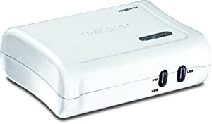 TRENDnet 1-Port Print Server TE100-P1U