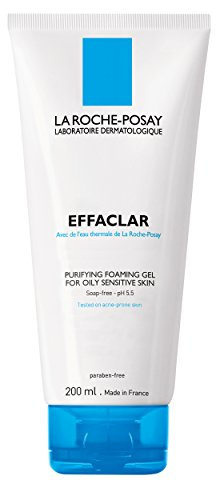EFFACLAR GEL MOUSSANT PURIFIANT ACNE 200ML