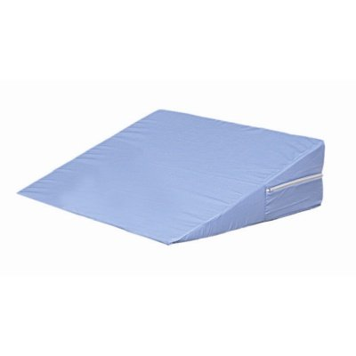 "Bed Wedge - 7"" - Foam Wedge Pillow. Good for Acid Reflux, Snoring"