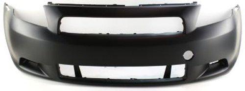 Crash Parts Plus Primed Front Bumper Cover Replacement for 2005-2010 Scion tC (2007 Scion Tc Bumper Cover compare prices)