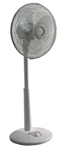 SPT SF-1467 14-Inch Oscillating Standing Fan [Kitchen] Part No. SF-1467