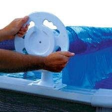 to 24' Pool) : Swimming Pool Solar Reel Systems : Patio, Lawn & Garden