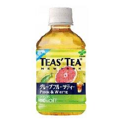 伊藤園 TEAS'TEA グレープフルーツティー 280ml PET 24本