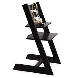 Stokke Tripp Trapp Chair Black 144403