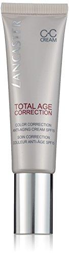 Lancaster Total Age Correction CC correzione di colore crema anti invecchiamento crema SPF 15 30 ml