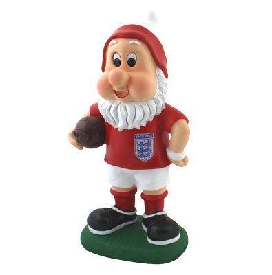 Absolute Footy England Retro Garden Gnome