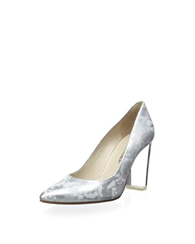 Donald J Pliner Women's Bonita Clear Heel Pump