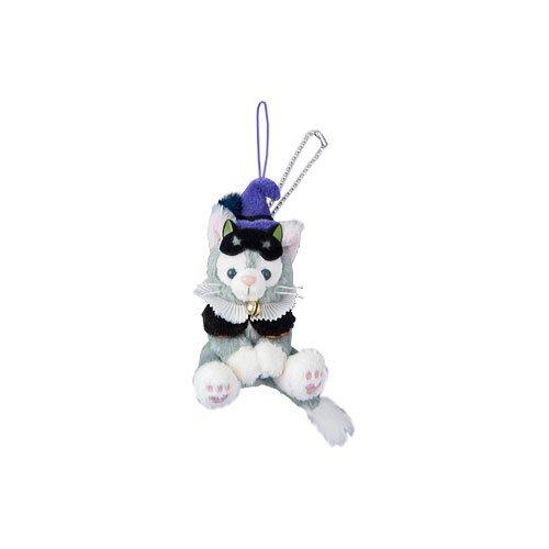 ジェラトーニ ぬいぐるみストラップ ダッフィーのハロウィーン2014 【東京ディズニーシー限定】