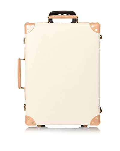 Globe-Trotter 18″ Trolley Case, Ivory/Natural