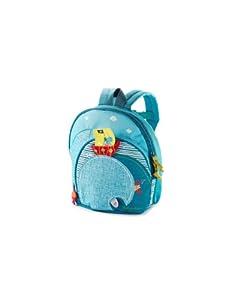 Lilliputiens Sac à dos pour enfant, Arnold, Bleu  bleu, 6686303