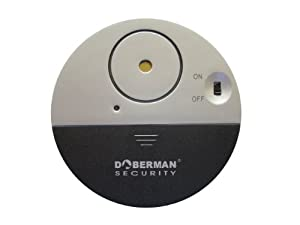 Doberman Security SE-0106 Ultra Slim Window Alert