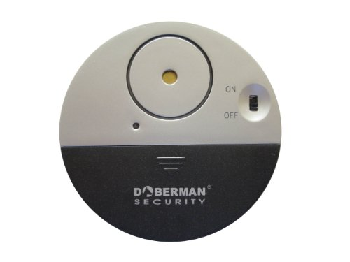 Discover Bargain Doberman Security SE-0106 Ultra Slim Window Alert