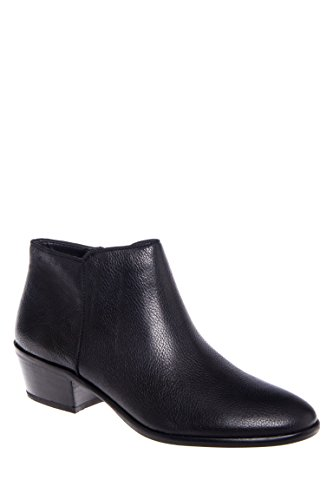 Petty Low Heel Bootie