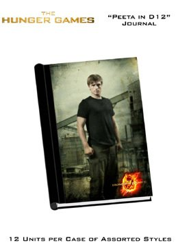 Hunger Games Movie Journal Peeta in D12